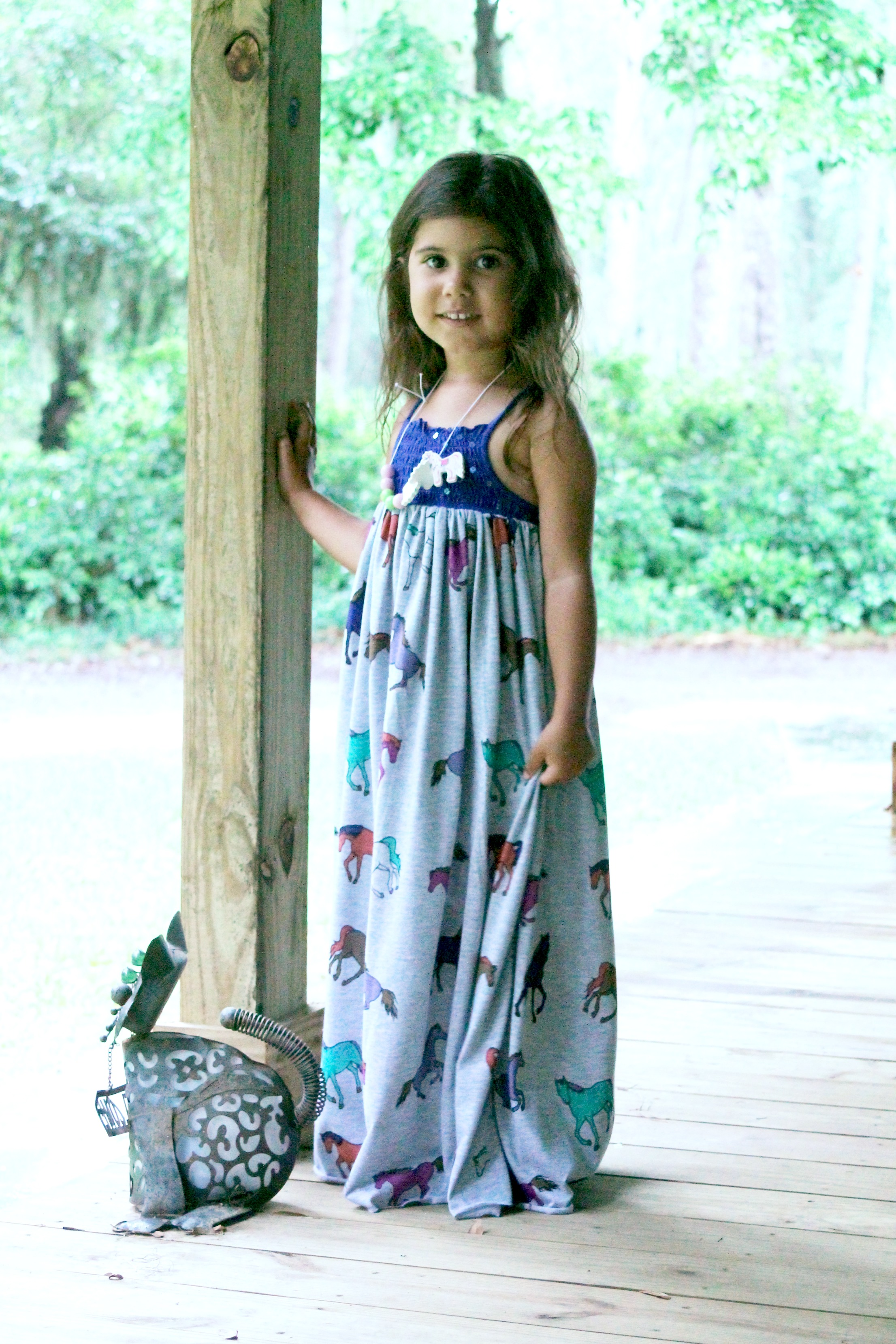 Maxi Dresses For Children