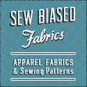 sew biased fabrics