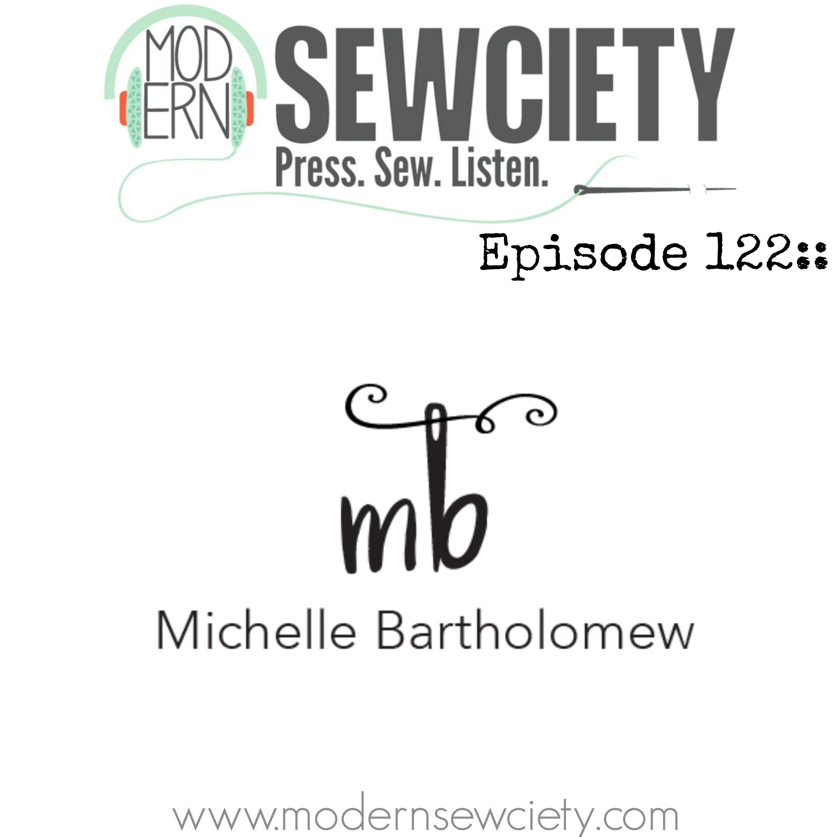 episode 122 art michelle bartholomew
