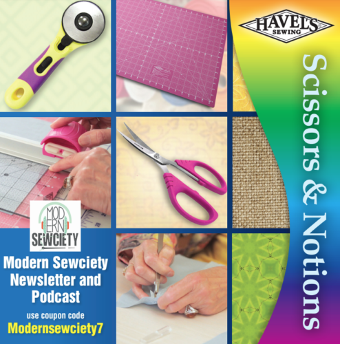havels sewing ad