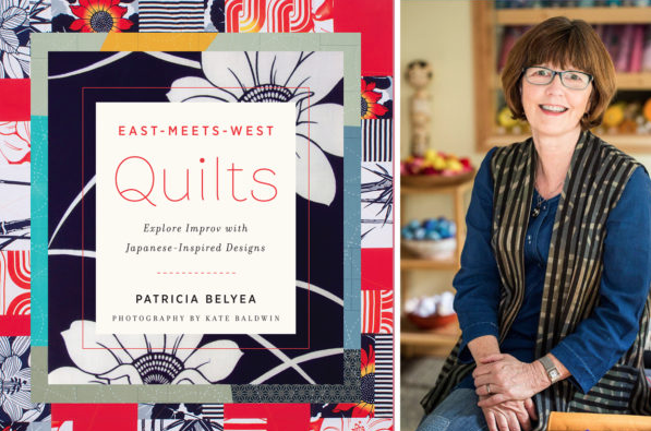 east meets west quilt book
